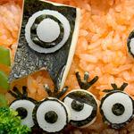 Thumbnail image for bento #49: Patapon