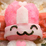Thumbnail image for bento #45: Pink Castle Crasher and Tom Fulp