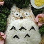Thumbnail image for bento #1: Totoro