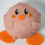 Thumbnail image for how to make Kirby rice ball