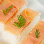 Thumbnail image for How to make oshi-zushi (with smoked salmon)
