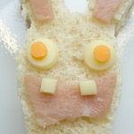 Thumbnail image for non-bento #18: Rabbid sandwich