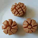 Thumbnail image for How to make sausage flowers