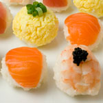 Thumbnail image for How to make temari-zushi (temari-sushi)