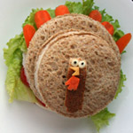 Thumbnail image for How to make thanksgiving turkey for your bento