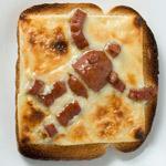 Thumbnail image for non-bento #22: Laputa robot fossil toast
