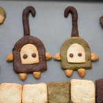 Thumbnail image for Non-bento #39: ilomilo cookies