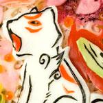 Thumbnail image for Non-bento #33: Okamiden gomoku-sushi