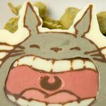 Thumbnail image for Non-bento #32: Totoro chocolate 2
