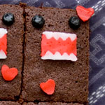 Thumbnail image for Non-bento #30: Domo-kun brownies