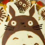 Thumbnail image for Non-bento #31: Totoro chocolate