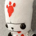 Thumbnail image for stuffed stuff: Bear Shaman from Castle Crashers