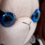 Thumbnail image for stuffed stuff: Dana doll