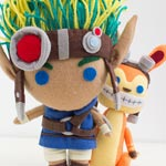 Thumbnail image for stuffed stuff: Jak and Daxter