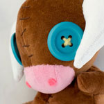Thumbnail image for stuffed stuff: Plush Pyth ver.2