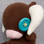 Thumbnail image for stuffed stuff: plush Pyth from Bastion