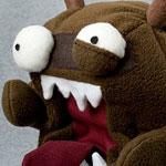 Thumbnail image for stuffed stuff: hungry raccoon from BattleBlock Theater