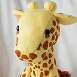 Thumbnail image for stuffed stuff: Giraffe plush from The Last of Us