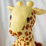 Thumbnail image for stuffed stuff: Giraffe plush from The Last of Us