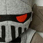 Thumbnail image for stuffed stuff: Necromancer from Castle Crashers