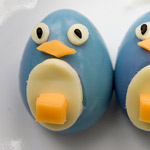 Thumbnail image for non-bento #15: quail egg Prinnies