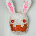 Thumbnail image for Non-bento #24: fun with Rabbid #2 – cake