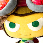 Thumbnail image for stuffed stuff: Raz from Psychonauts