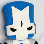 Thumbnail image for stuffed stuff: Knights from Castle Crashers