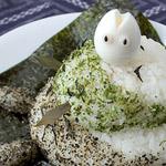 """Thumbnail image for non-bento #21: kagami-""""onigiri"""" Totoro"""