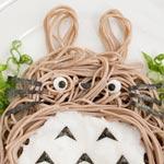Thumbnail image for Non-bento #49: Totoro tororo Soba