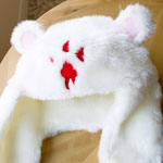 Thumbnail image for stuffed stuff: Ushanka hat (a.k.a Castle Crashers bear hat)