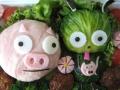Bento #7: Piggy & GIR