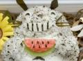 Bento #61: Summer Totoro