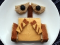 How to make a Wall-E sandwich