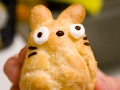 How to make Totoro cream puffs