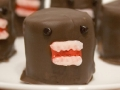 How to make domo-kun marshmallow