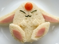 How to make Mokona sandwich