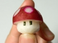 How to make a radish mushroom