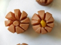 How to make sausage flowers