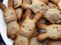 Non-bento #3: Raving Rabbid cookies