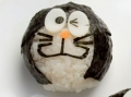 Non-bento #7: Doraemon rice ball