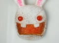 Non-bento #24: fun with rabbid #2 – cake