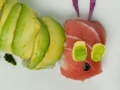 Non-bento #26: The Very Hungry Caterpillar
