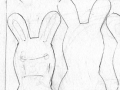 Bento #24: Raving Rabbids
