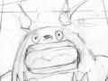 Bento #25: Flying Totoro