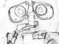 Bento #27: Wall-E bento
