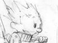 Bento #33: Calvin & Hobbes