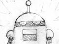Bento #36: Penny Arcade Robot