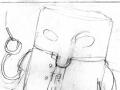 Bento #39: Mechazawa from Cromartie High