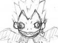 Bento #41: Ryuk from Death Note